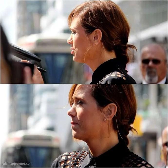 Kristen Wiig at TIFF 2013