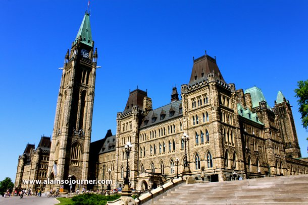 My 2012 Travels. Parliament Hill Ottawa