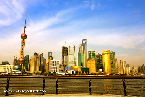 China Best Travel Photos Shanghai Bund