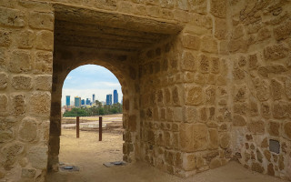 Qal-at al-Bahrain is your window to the country's historical past.