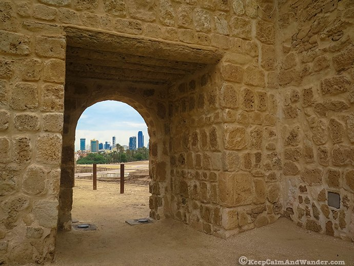 The Historical Bahrain Fort -