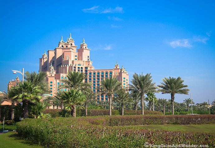 Atlantis Dubai (aka Atlantis The Palm).