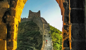 Feel Good Travel - The Great Wall of China.