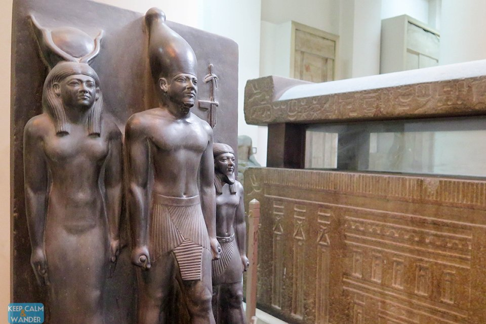 Egyptian Museum is also known as the Museum of Egyptian Antiquities in Cairo.
