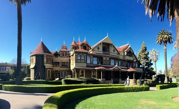 San Jose Wincheser Mansion