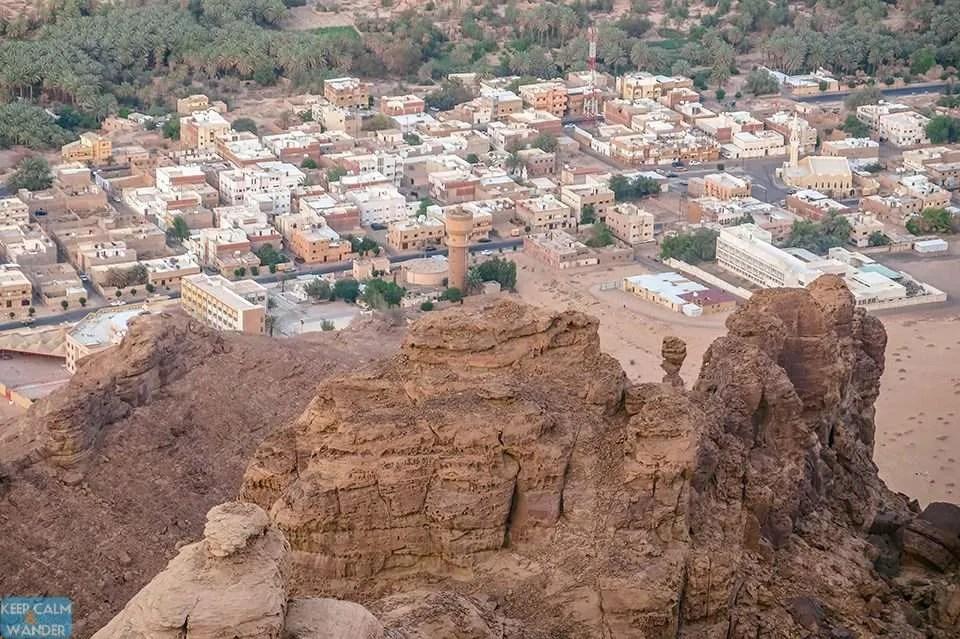 Al Ula is the Grand Canyon of Saudi Arabia?