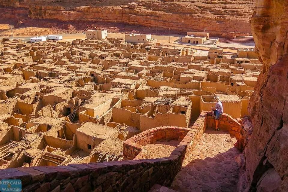 Al Ula Old Town