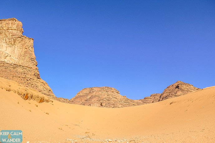 Camping in Al Ula / Sahari Camp Site and Adventure.
