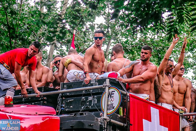 Madrid Pride Parade 2016 - Madrid Orgullo 2016 Manifestacion