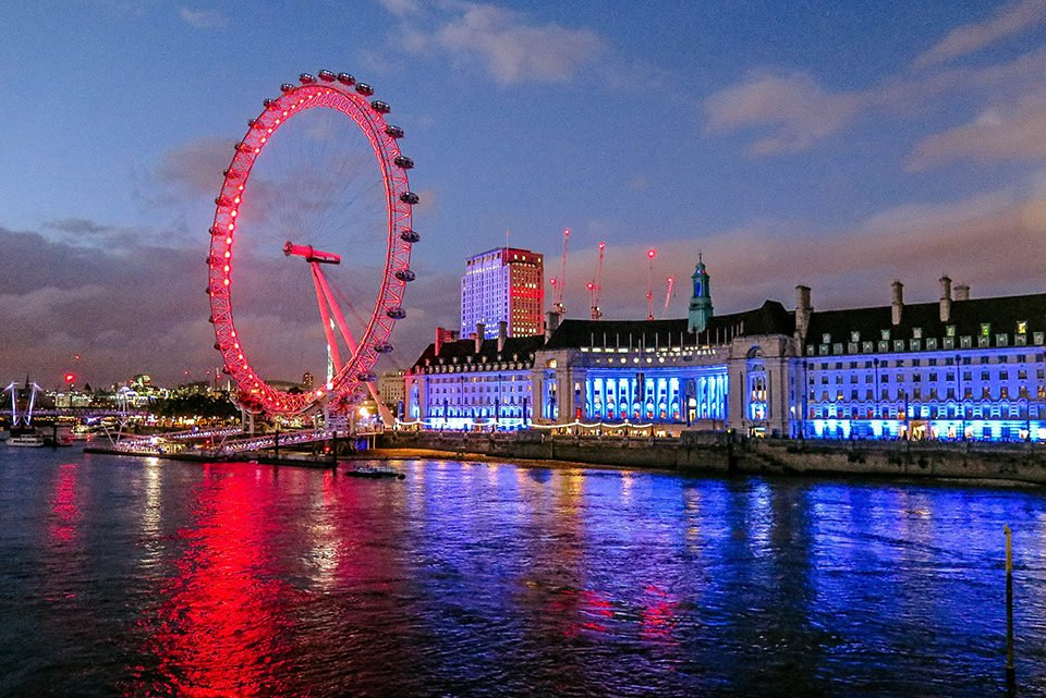 Do You Know What I Did last Summer? I visited London, England!
