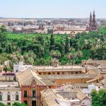 The City of Sevilla – View from La Giralda
