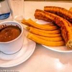 Chocolateria de San Gines – Where Churros Taste Good