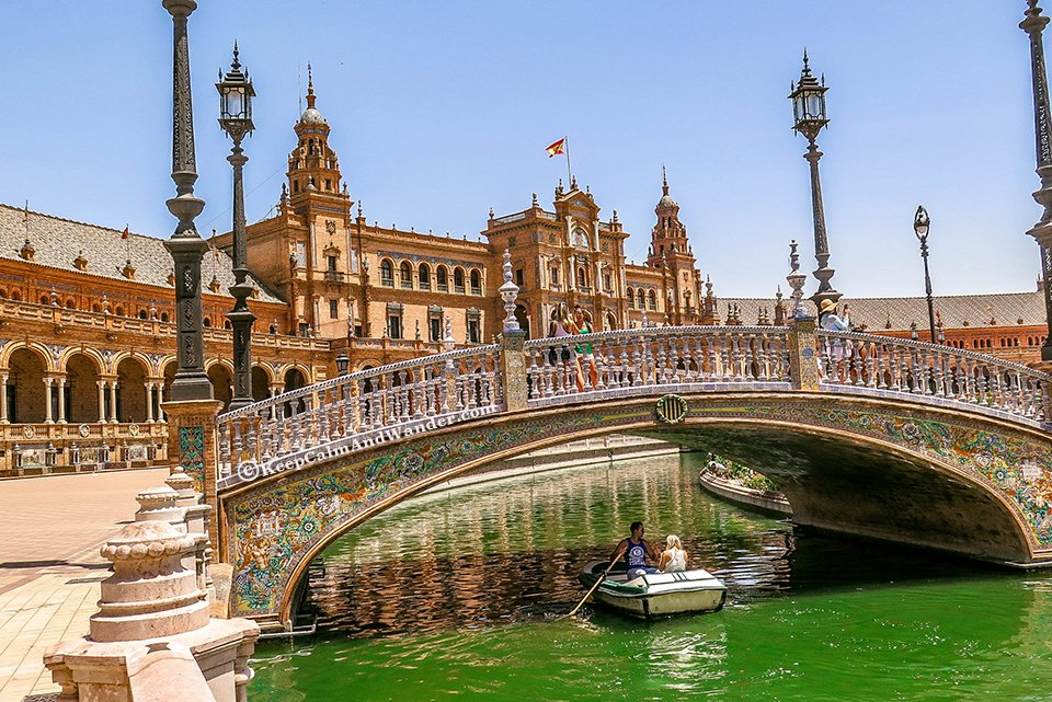 Things to do in Sevilla Spain