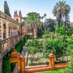 Time Stands Still at Seville Real Alcazar