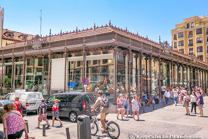 Photos: All the Food at Mercado de San Miguel