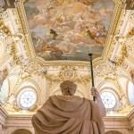 The Grand Staircase at Palacio Real