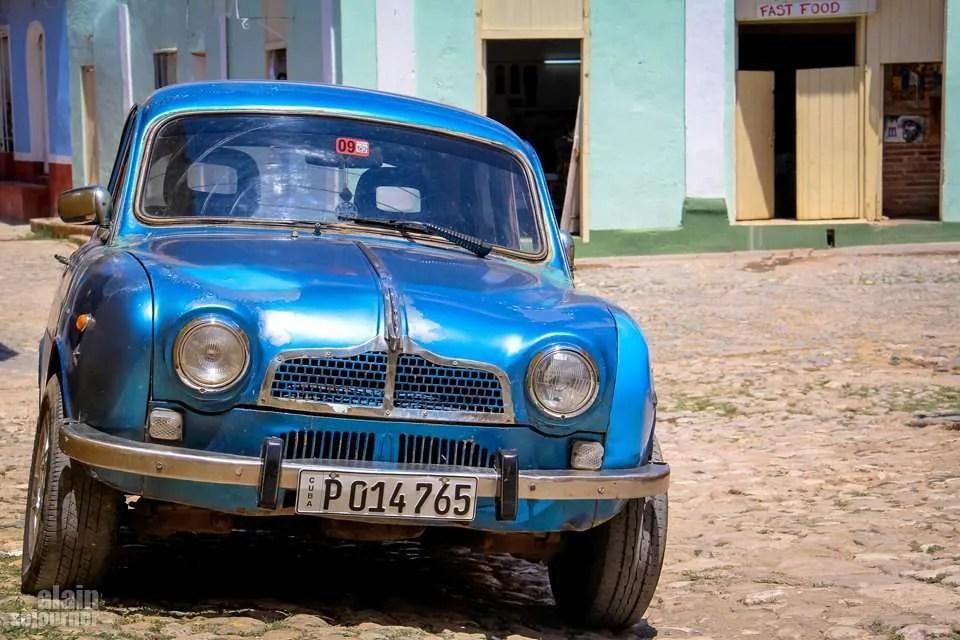 Classic Cars in Havana Cuba