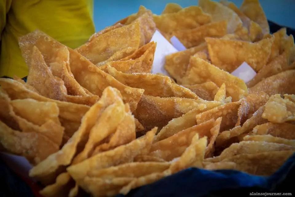Cuban Snack