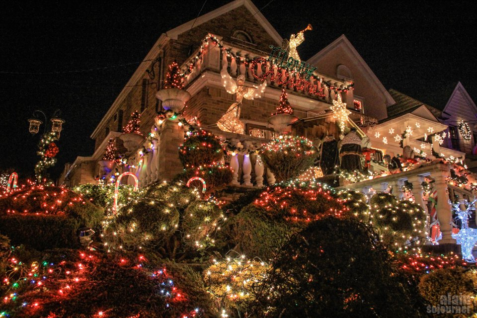Dyker Heights Christmas Lights in Brooklyn