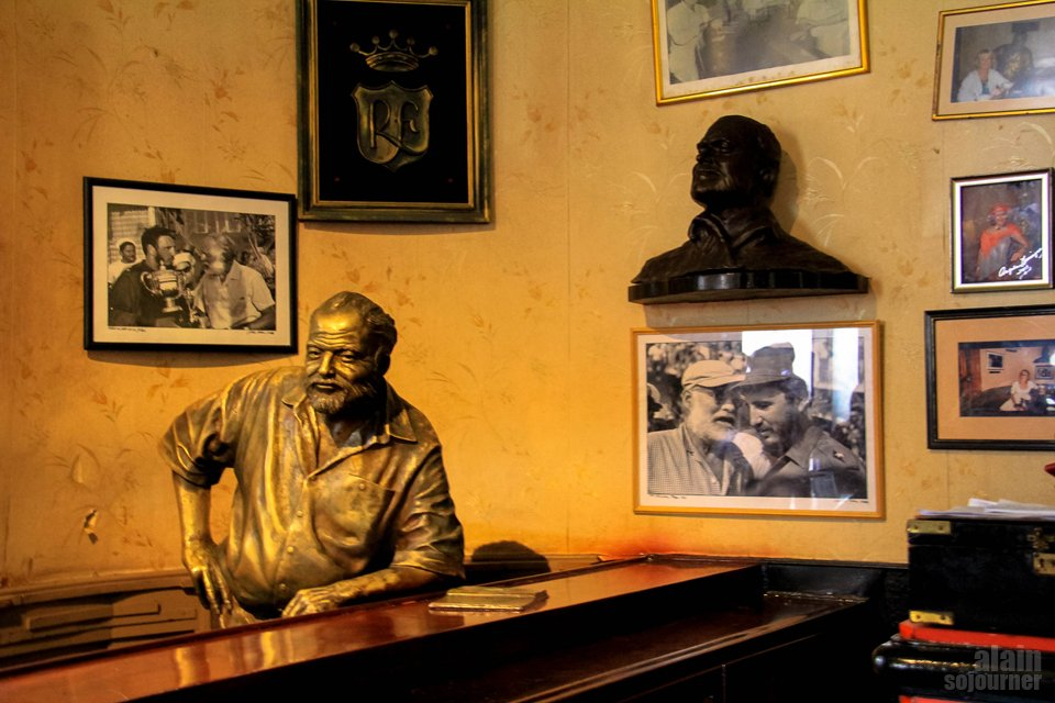 Things to do in Cuba: Get to know the life of Hemingway.
