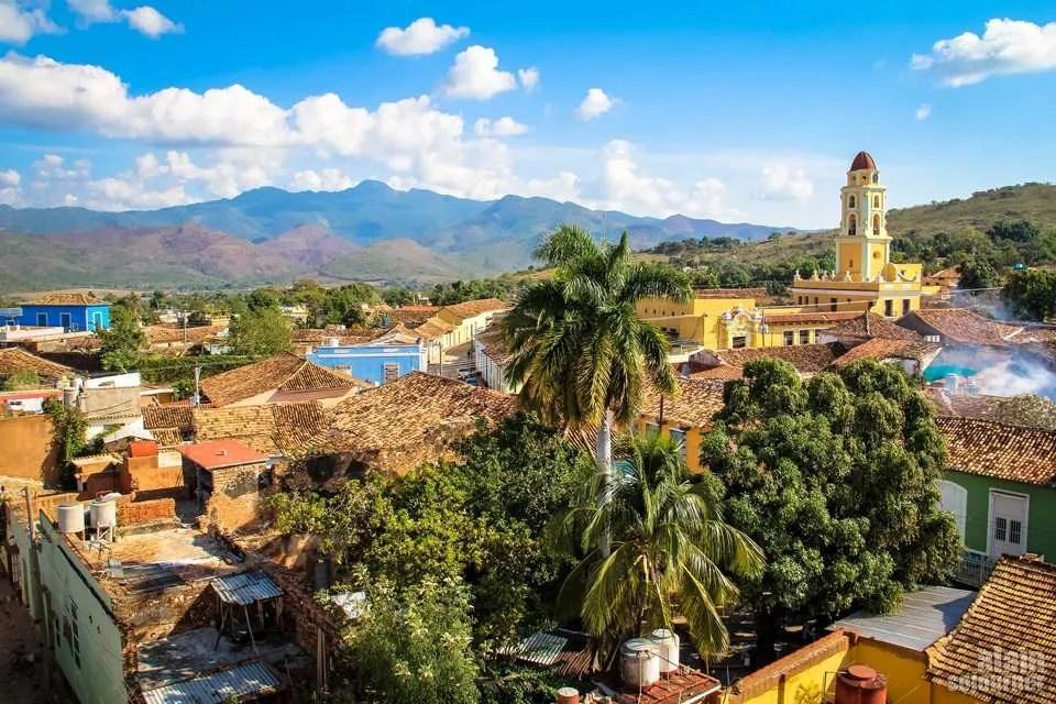 Explore Trinidad on foot.