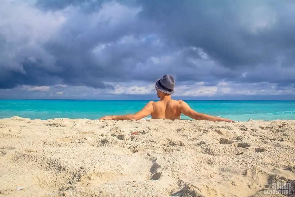 get a suntan at Varadero Beach.