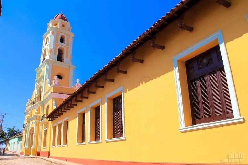 Convento de la Francisco de Asis