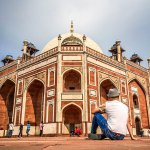 Before Taj Mahal, There Was Humayun Tomb