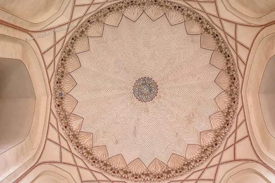 Before Taj Mahal, There Was Humayun's Tomb (New Delhi, India).