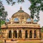 Isa Khan Tomb – An Asylum of Paradise