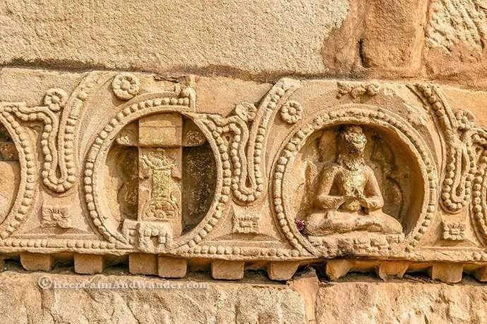Sarnatth - Where Buddha Preached His First Sermon (Varanasi, India)