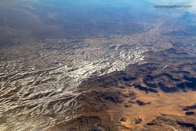 Egypt Jordan Desert