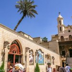 The Hanging Church in Cairo – Virgin Mary Appeared Here