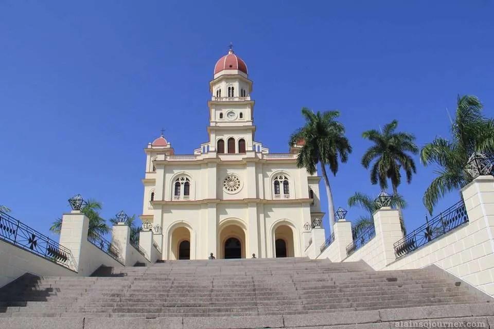 El Cobre houses Nuestra Sra. El Colbre de Caridad, Cuba's patron saint