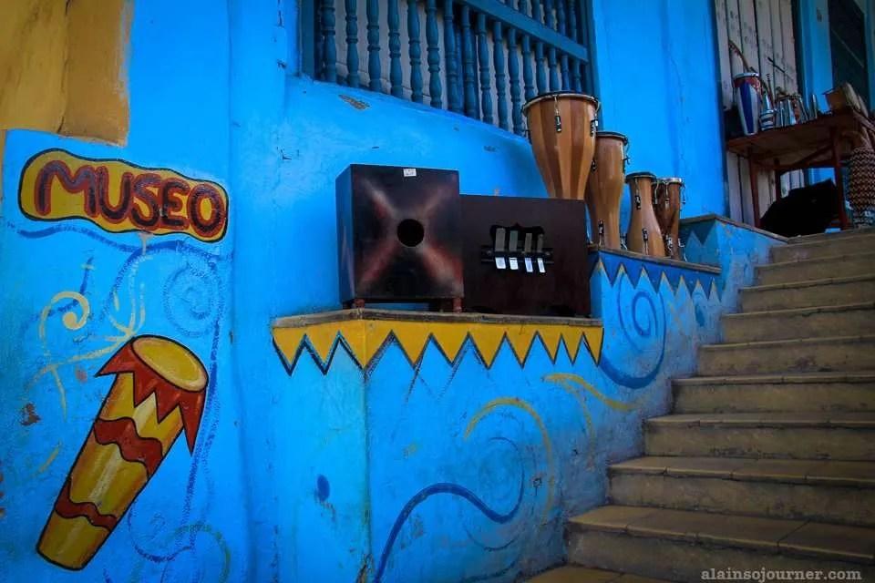 Museo del Carnaval Santiago de Cuba