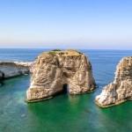 Beirut Pigeon Rocks – Guardians of the GalaxSea?