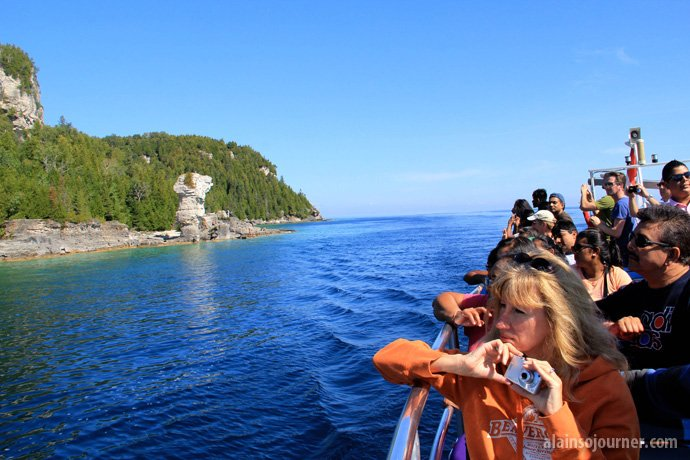 Things to do in Flowerpots Island
