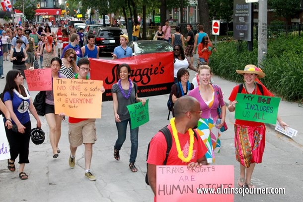 2012 Trans March Photos.