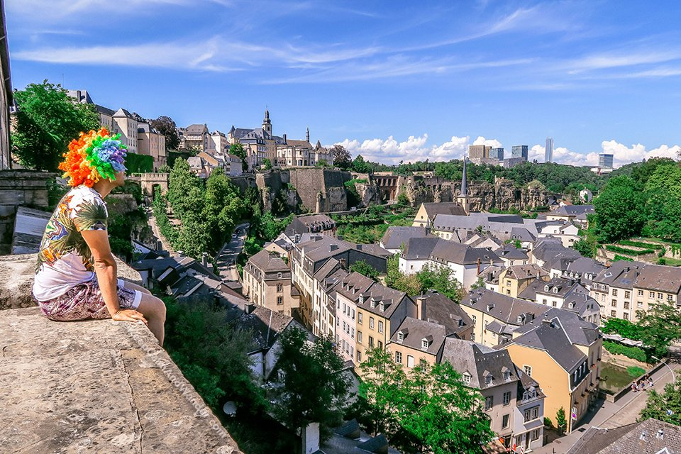 Things to do in Luxembourg for One Day (The Grund)