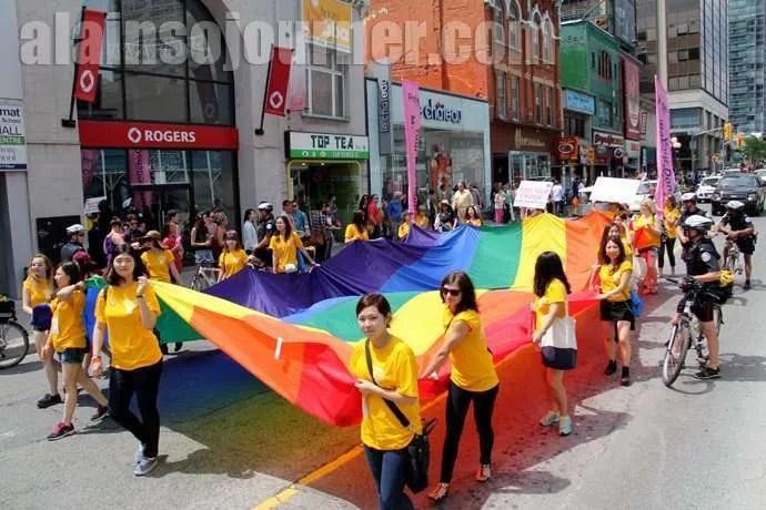 2013 Toronto Dyke March