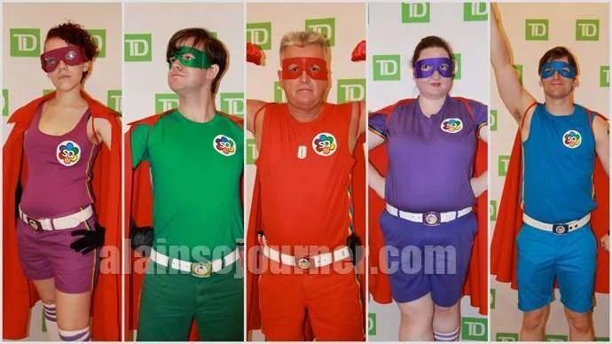 Pride 2013 Launch Super Queer TD Boys