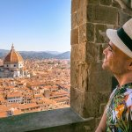 City Skyline: The Spectacular View of Florence From Torre de Arnolfo