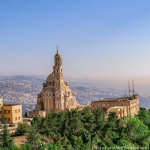 Harissa – Where The Virgin Mary is Watching Down Lebanon