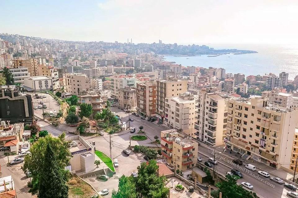 Harissa - Where The Virgin Mary is Watching Down Lebanon.