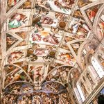 Inside Sistine Chapel – The Frescoes of Michelangelo