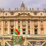 St Peter Square and St Peter Basilica – The World's Largest Church
