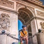 At Arc de Triomphe in Paris, All Twelve Avenues Meet Here