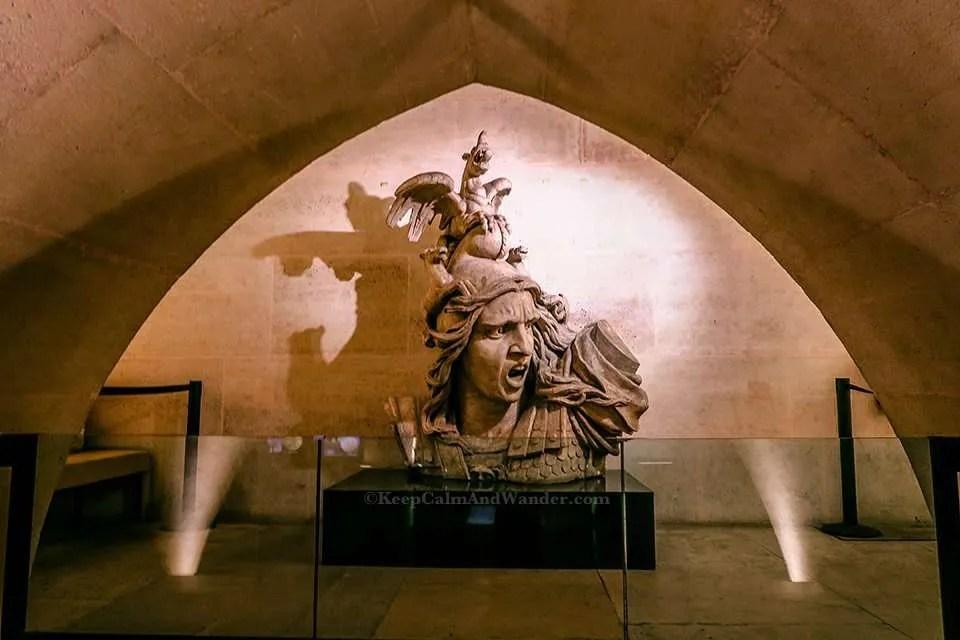 At Arch de Triomphe in Paris, All Twelve Avenues Meet Here (France).