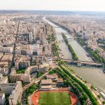 I Climbed the Eiffel Tower in Paris and These are the Views From Up There