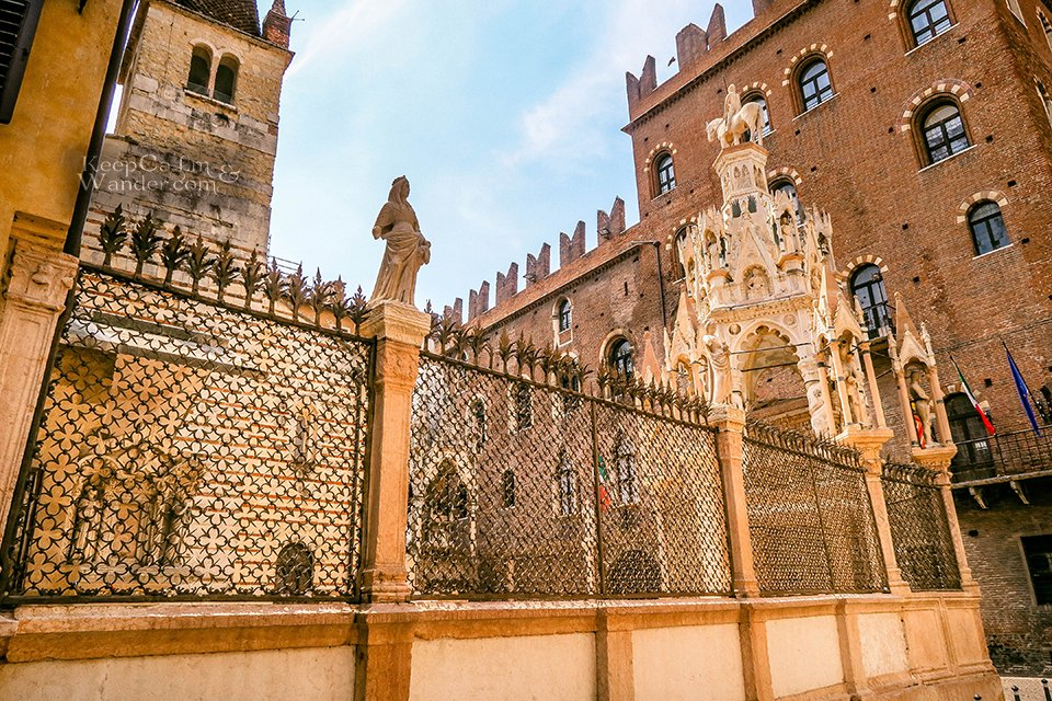 Travel Itinerary: A Day in Verona, Italy (Tombs of the Scaliger Family)